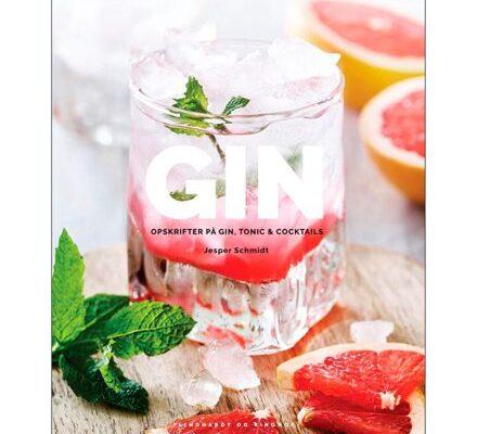 Gin opskrifter på gin, tonic og cocktails