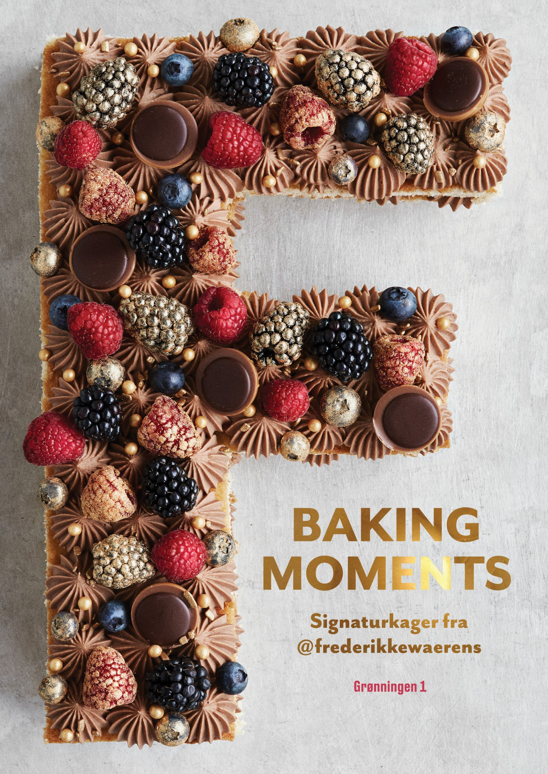 BAKING MOMENTS SIGNATURKAGER