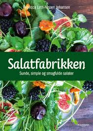 SALATFABRIKKEN -SUNDE, SIMPLE OG SMAGFULDE SALATER